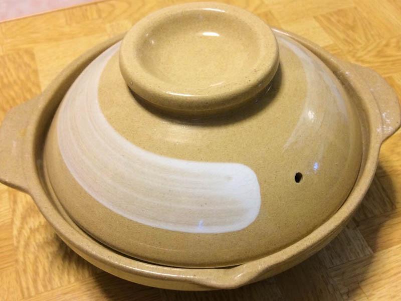 土鍋で… 小樽銭函の旨いもん 1
