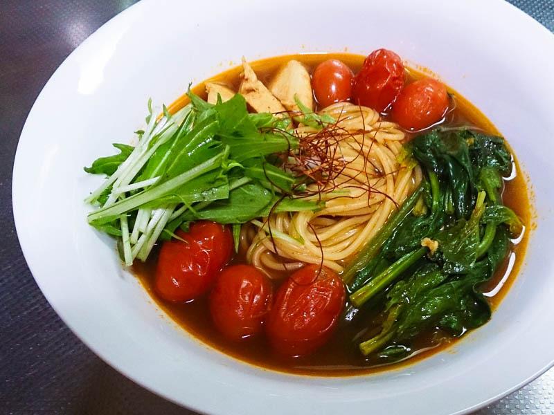 ビミョウなスープカレー… 3