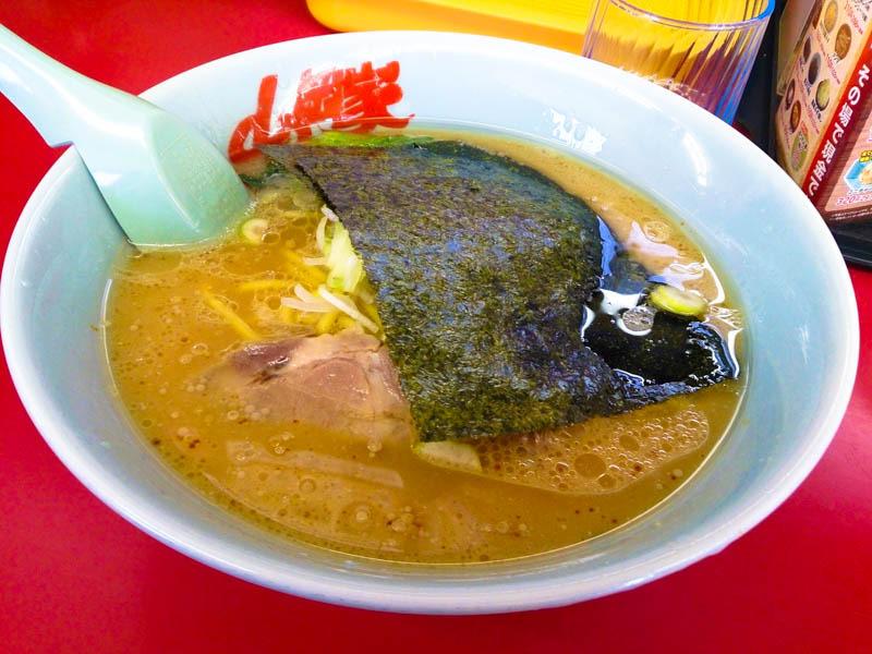 5年ぶりかな…山岡屋の醤油ラーメン 1