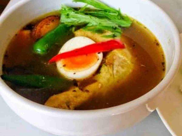 サラサラのスープカレー Curry Power パンチ 24