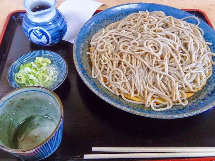 【閉店】甚平で十割蕎麦 10