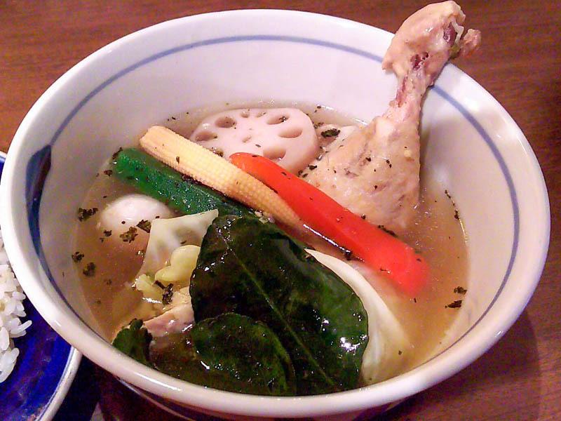 ワンコインシリーズ② スープカレーもあります! 6