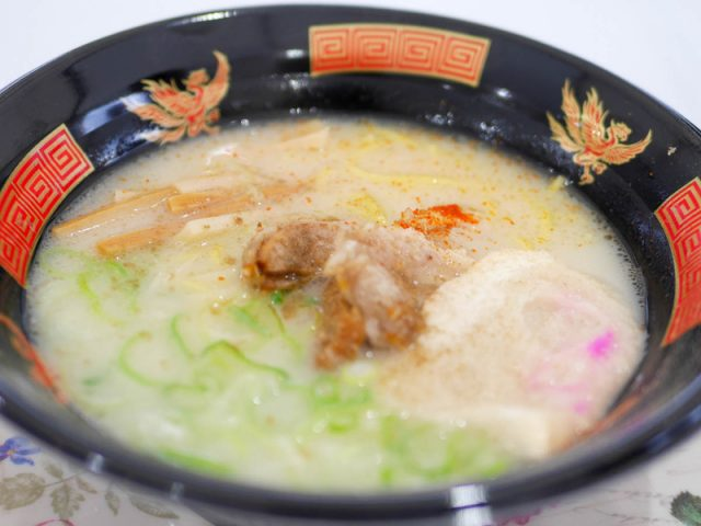 札幌オータムフェストでラーメンを食う 46