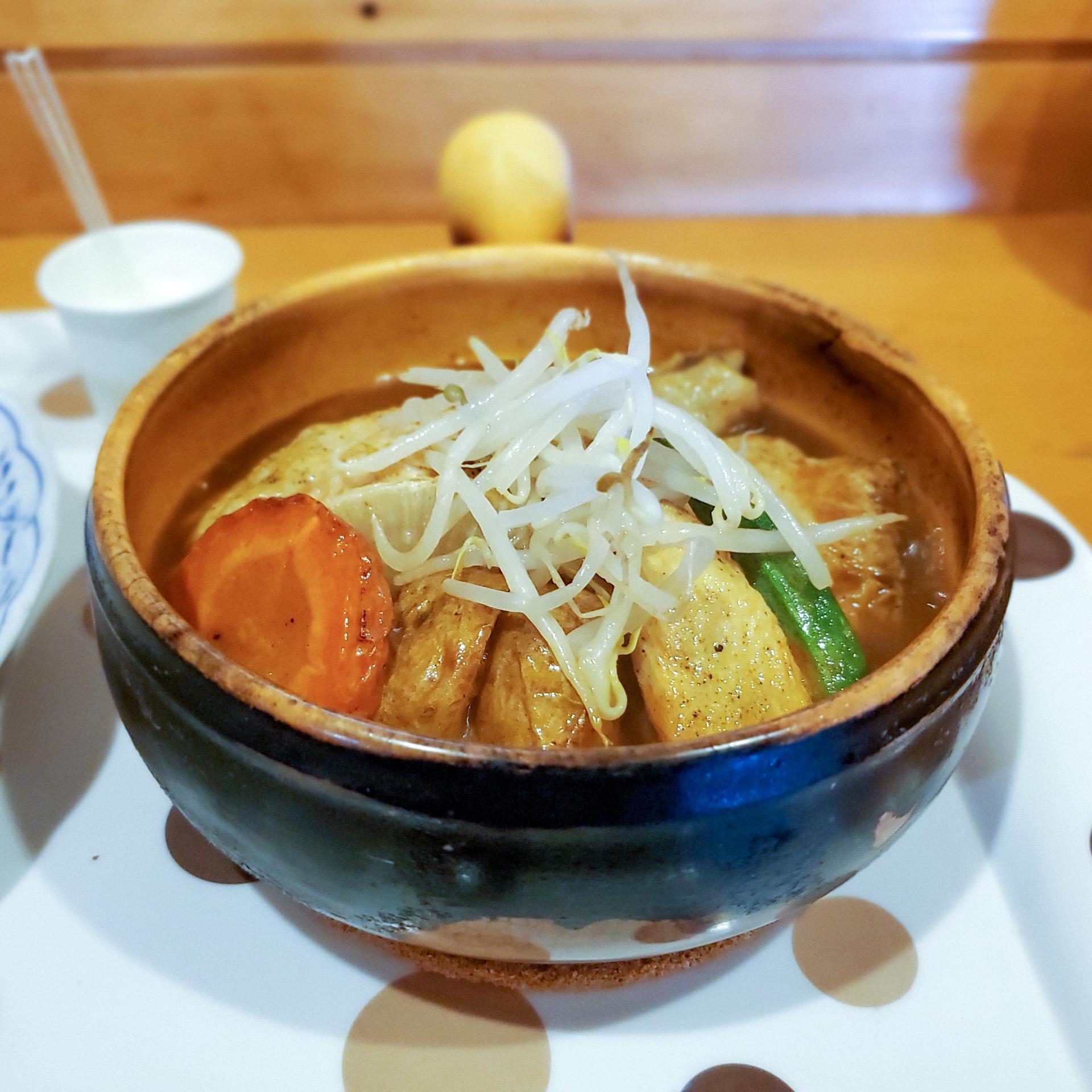 デリバリー専門店かと思ってました「Curry&Cafe グーニーズ 豊平店」 8