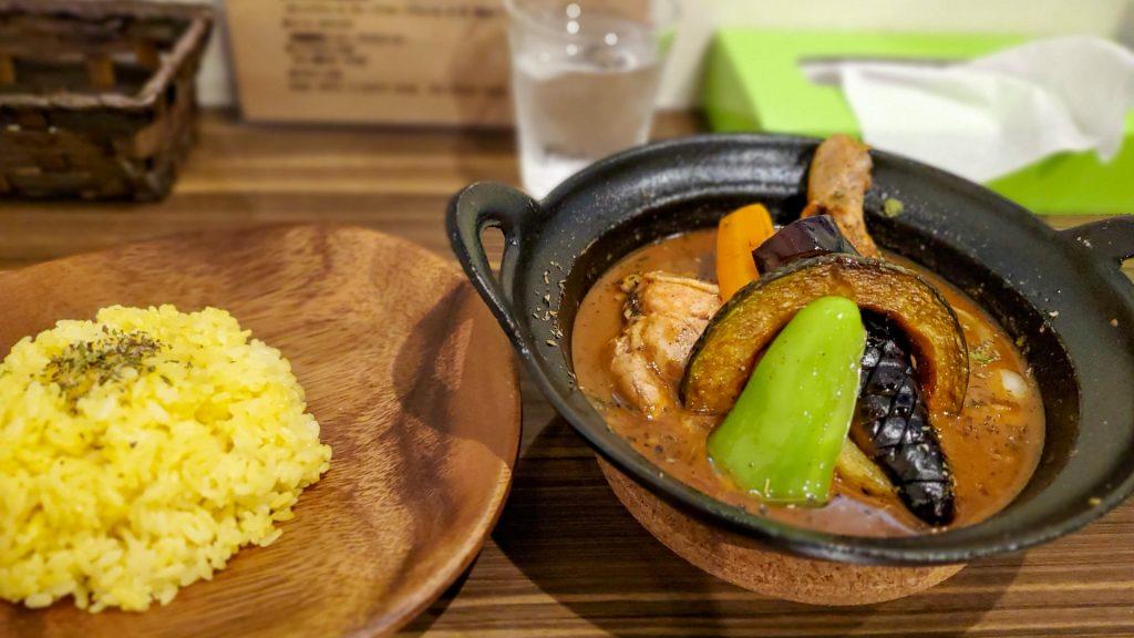 リニューアルオープン!熱々の土鍋で食べるスープカレー「curry kitchen SPICE POT! (スパイスポット)」 4