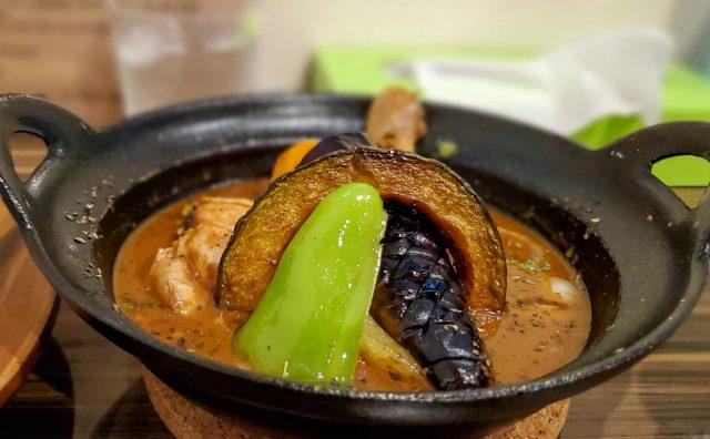 リニューアルオープン!熱々の土鍋で食べるスープカレー「curry kitchen SPICE POT! (スパイスポット)」 48