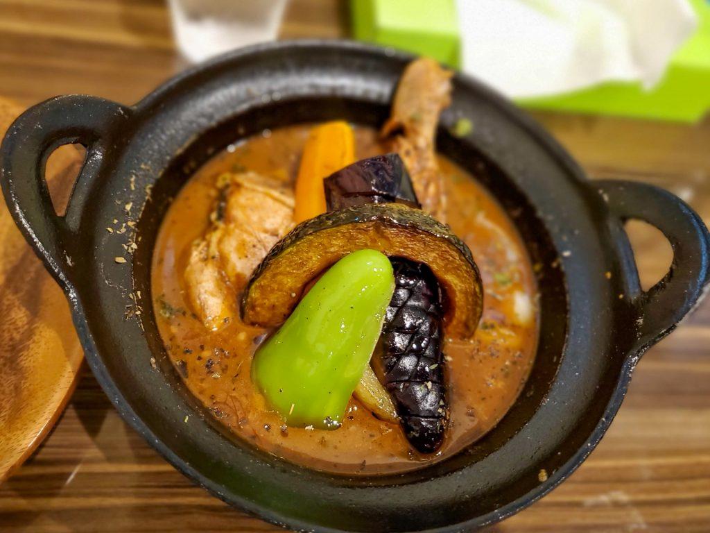 リニューアルオープン!熱々の土鍋で食べるスープカレー「curry kitchen SPICE POT! (スパイスポット)」 3
