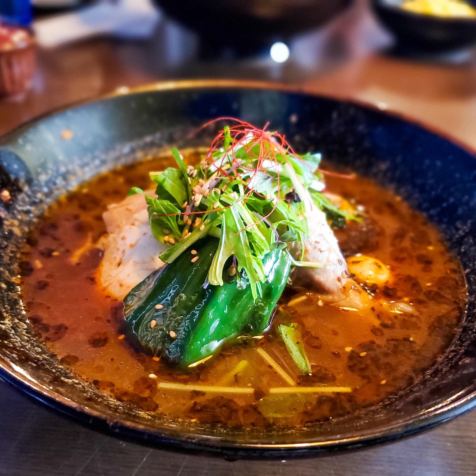 7月にオープン!日本料理店がプロデュースしたスープカレー店「NAVY'S(ネイビーズ)」 9