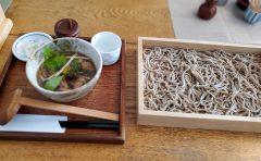 コンクリートブロック造りの蕎麦屋さんで食べる美味しい板もり 「手打そば きっ川 」 23