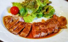 サーロインステーキをおしゃれな鉄板焼専門店でランチする「鉄板小町」 33