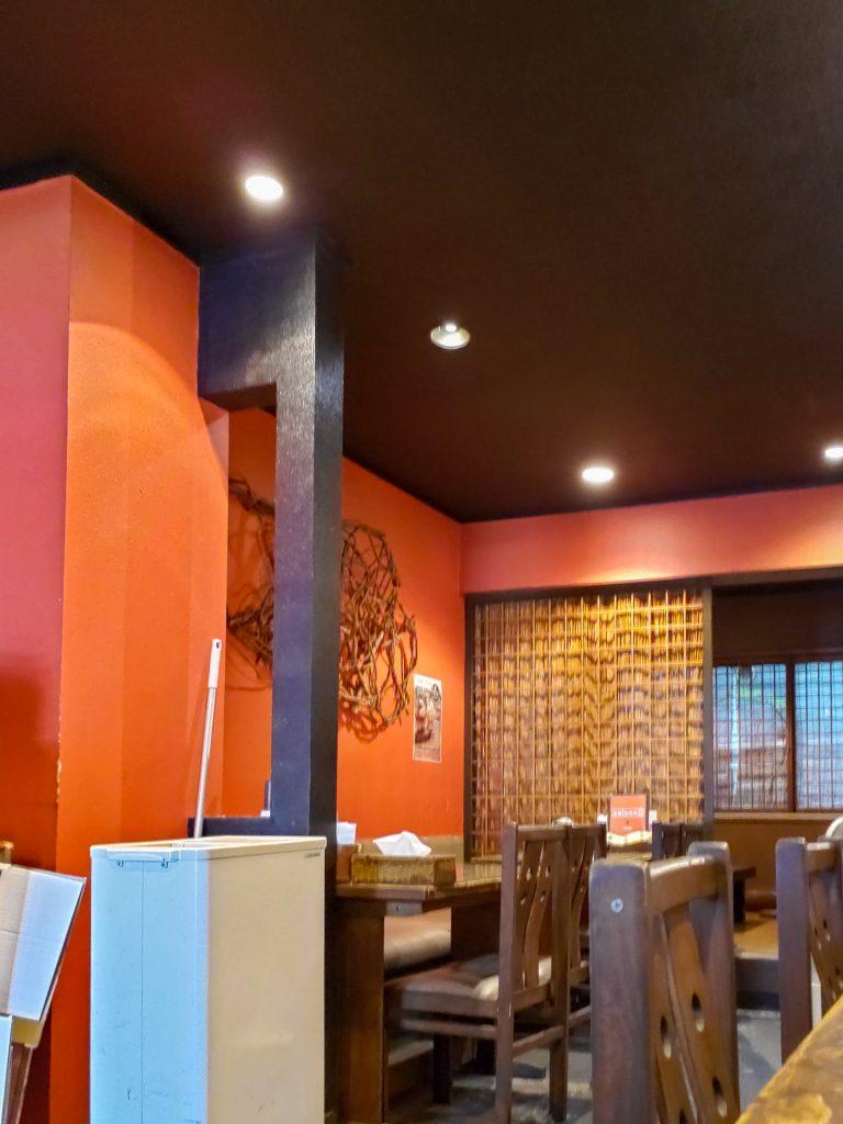 デリバリー専門店かと思ってました「Curry&Cafe グーニーズ 豊平店」 7