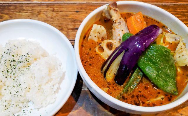 デリバリー専門店かと思ってました「Curry&Cafe グーニーズ 豊平店」 22