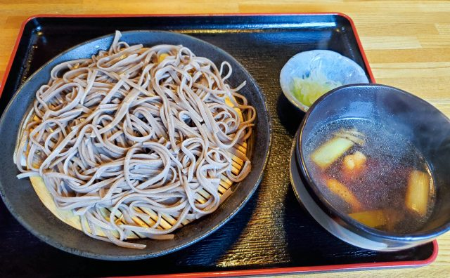 十勝で食べる美味しい蕎麦1 「そば処 農志塾」 12