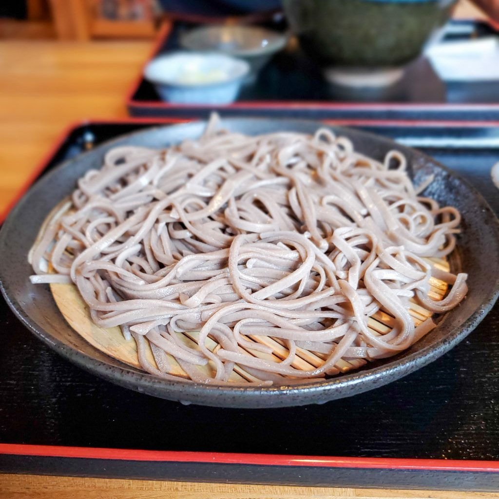 十勝で食べる美味しい蕎麦1 「そば処 農志塾」 6