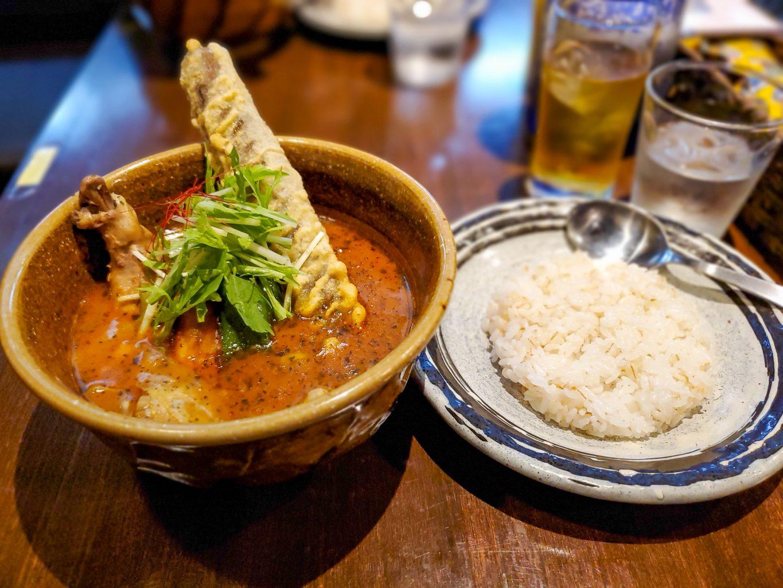 2019年1月オープンの「ピカンティ 札幌琴似店」であっさりスープカレー 3