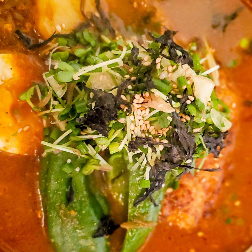 「スープカレー店 34 (THIRTY FOUR)」スープカレーに最高のトッピング有り! その五香薬味って? 5