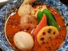 「SAKURA BROWN( サクラブラウン )」札幌 琴似のNO1は何処?美味しいスープカレー店多数有 34