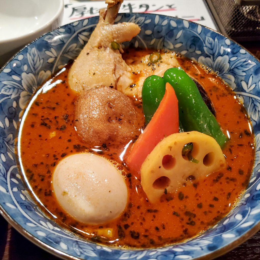 「スープカレー MOON36」スパイスをダイレクトに味わえる絶品スープ! 7