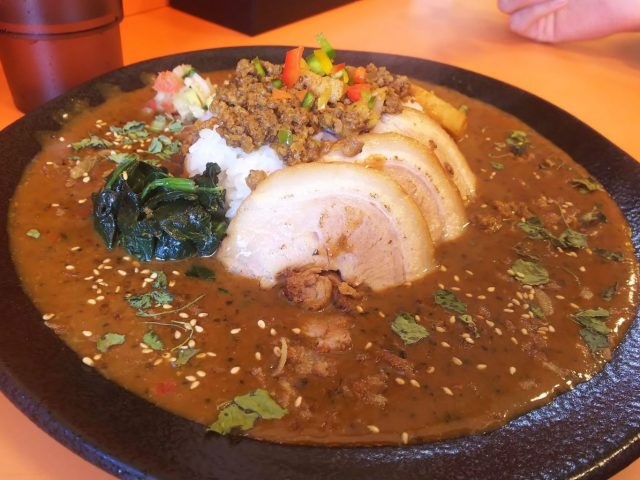 札幌スパイスカレーを食べに! 7