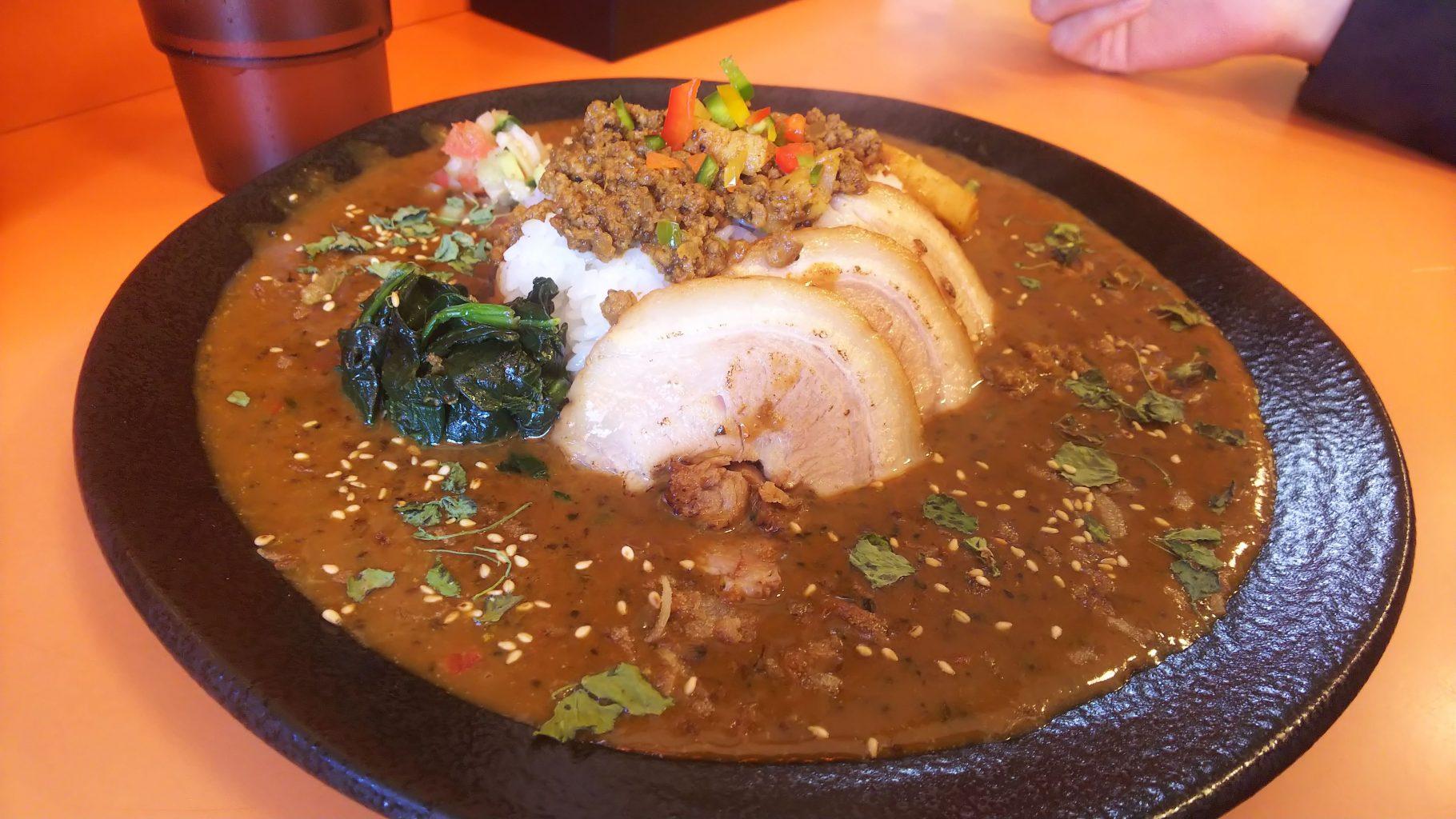 カレー魂 デストロイヤー | 「令和」の初スープカレーは5/1オープンの店 4