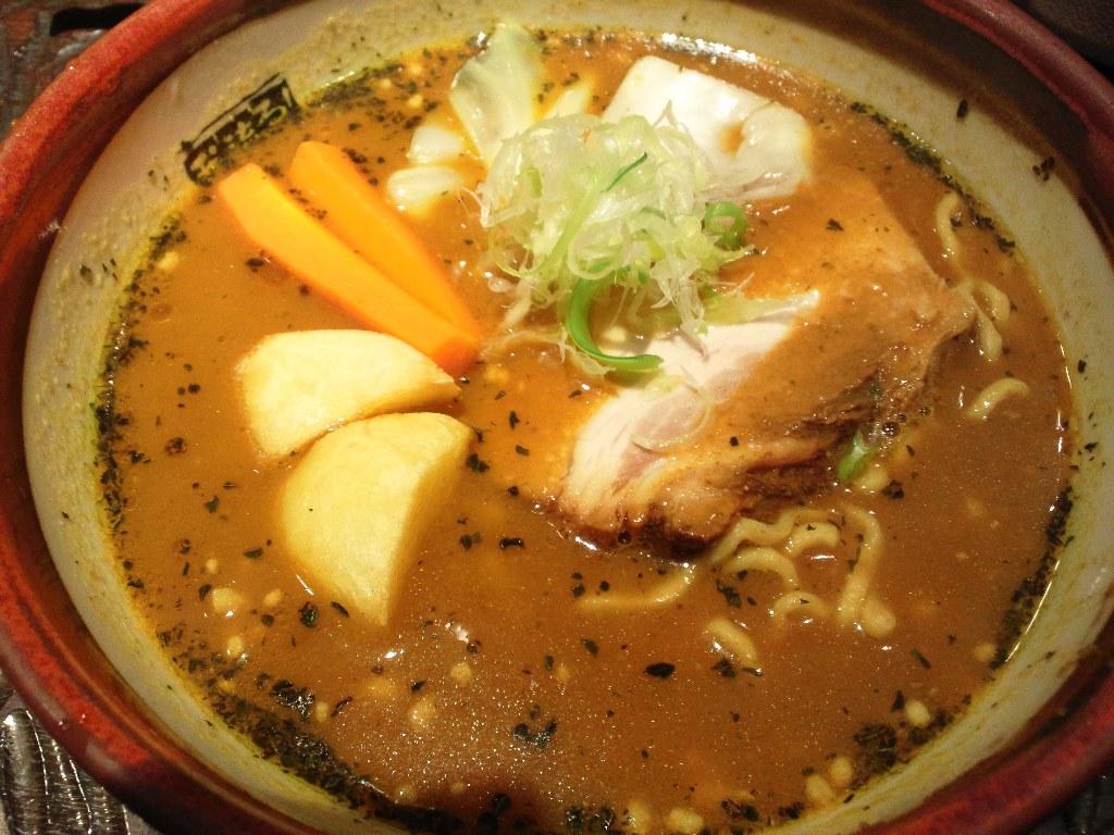 【閉店】porcoで美味しいスープカレー! 5