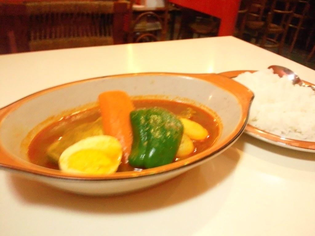 カレー&ごはんカフェ オウチ 3