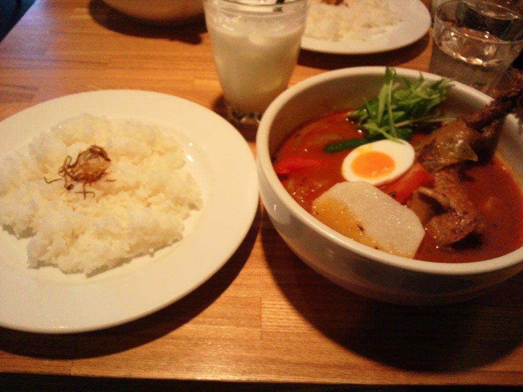 カレー&ごはんカフェ オウチ 1