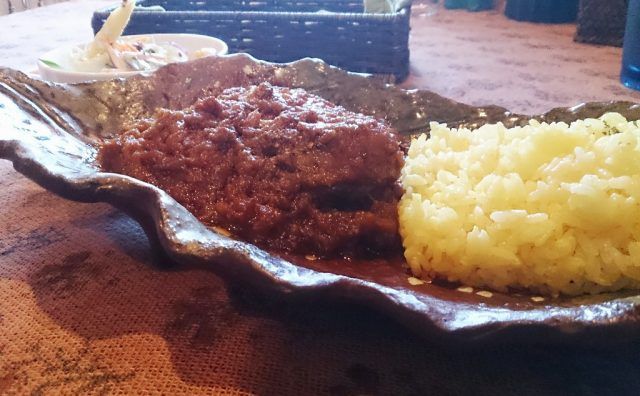 スープカレーのつもりだったが…パキスタンカレー「ハルディ」 45