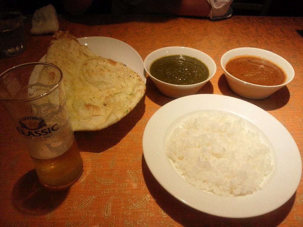 スープカレーのつもりだったが…パキスタンカレー「ハルディ」 5