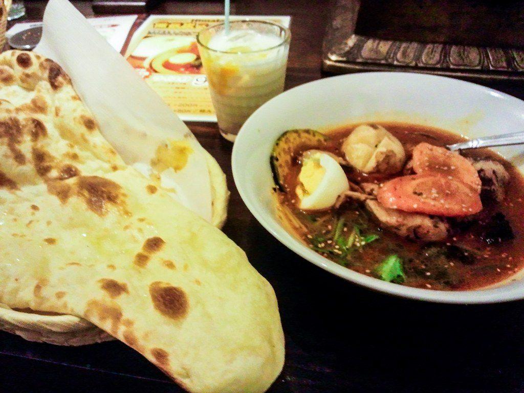【閉店】Himalayan 北24条店のスープカレー 1