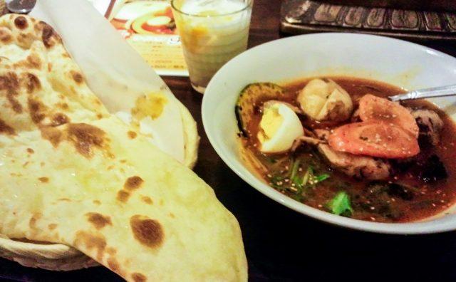 【閉店】Himalayan 北24条店のスープカレー 13