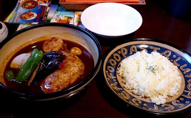 【移転】象SA[キサ]で濃厚なスープカレー 25
