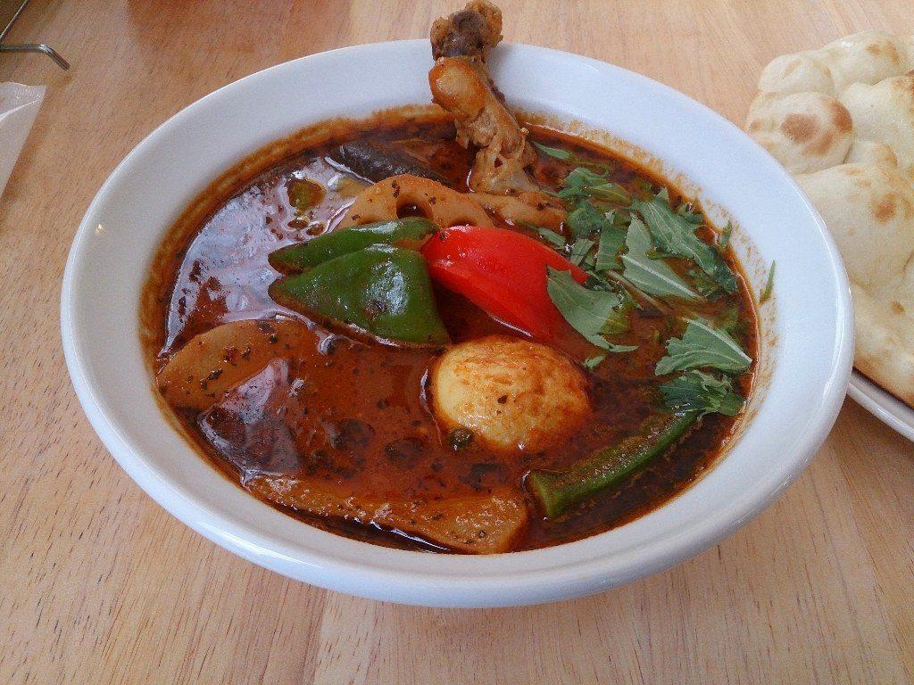 アマンのスープカレー 1