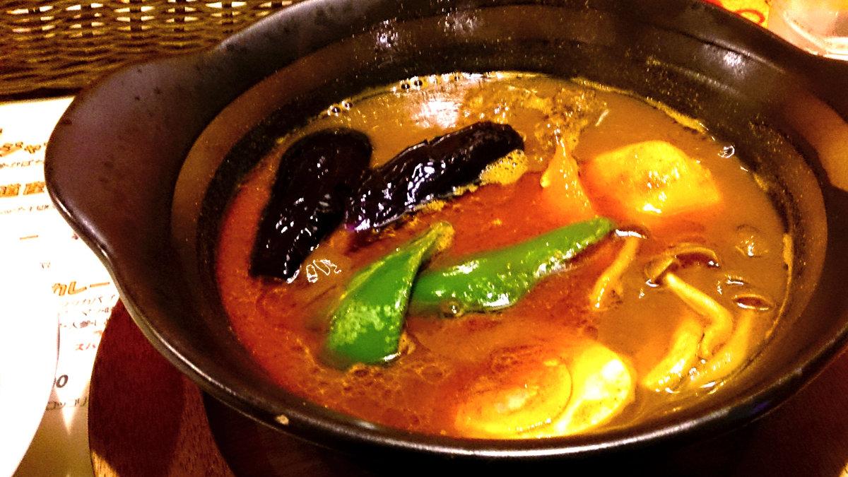 アマンのスープカレー 6
