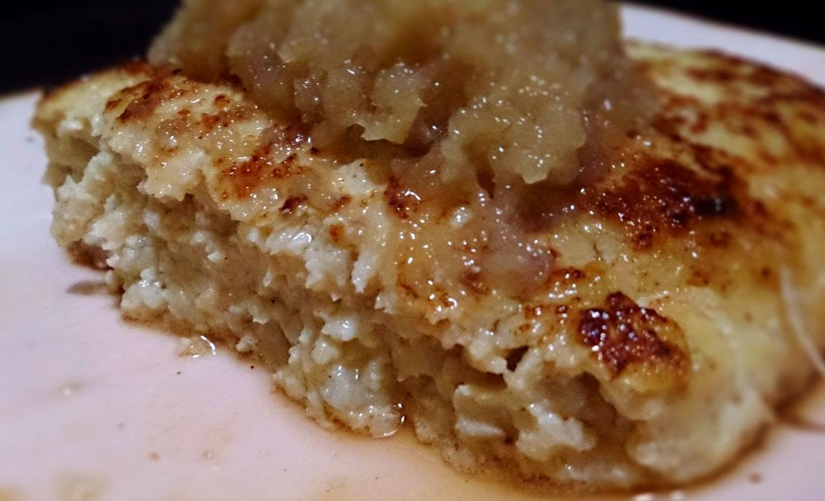 豆腐と鳥挽肉のハンバーグ 3