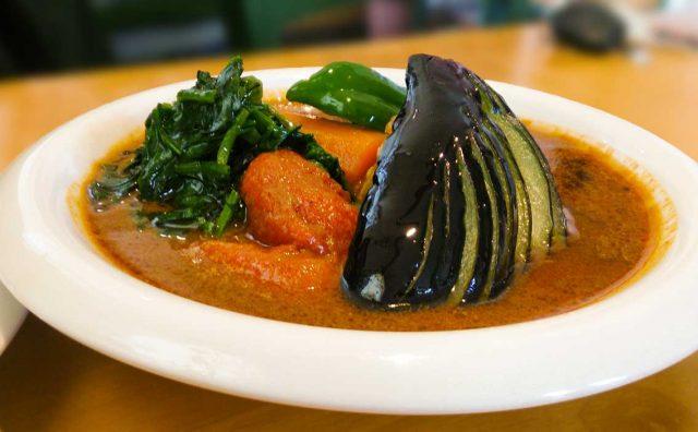 帯広でスープカレーを食べる 10
