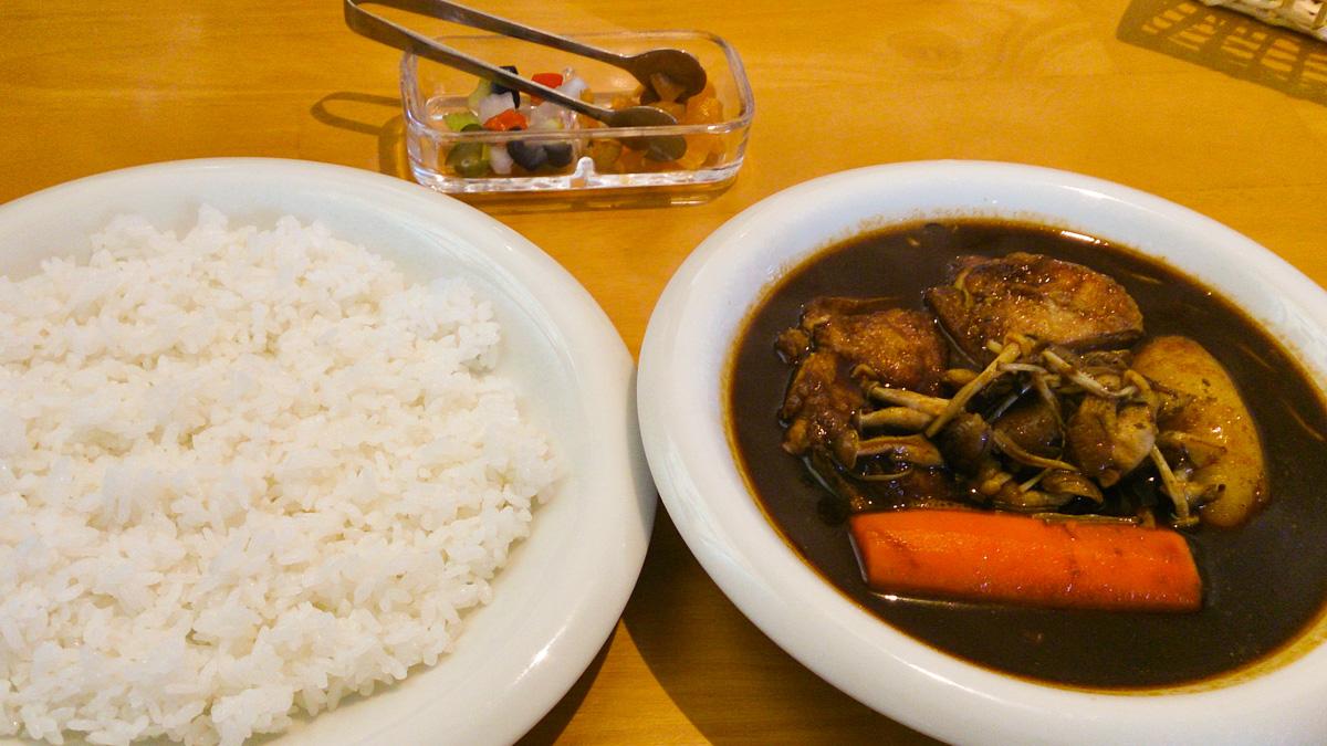帯広でスープカレーを食べる 5