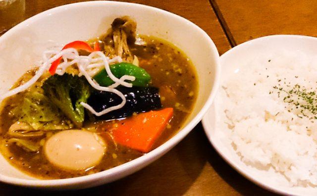 【閉店】西区でスープカレー 25