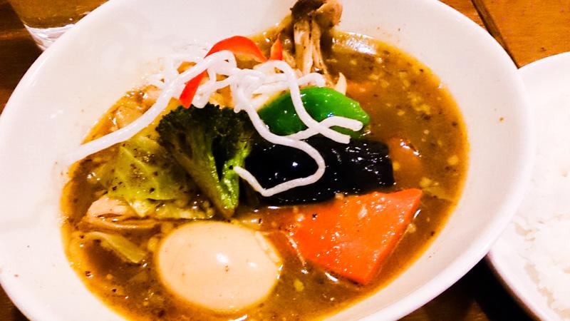 【閉店】西区でスープカレー 4