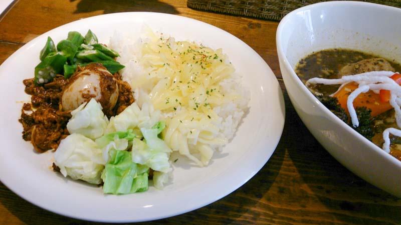 食材の旨味「ポレポレ」のスープカレー 8