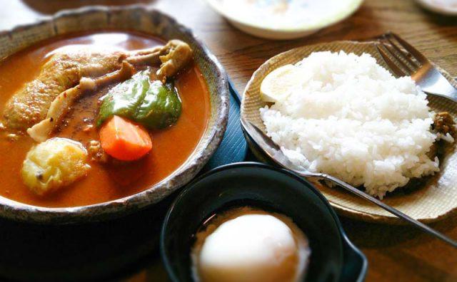 食材の旨味「ポレポレ」のスープカレー 46