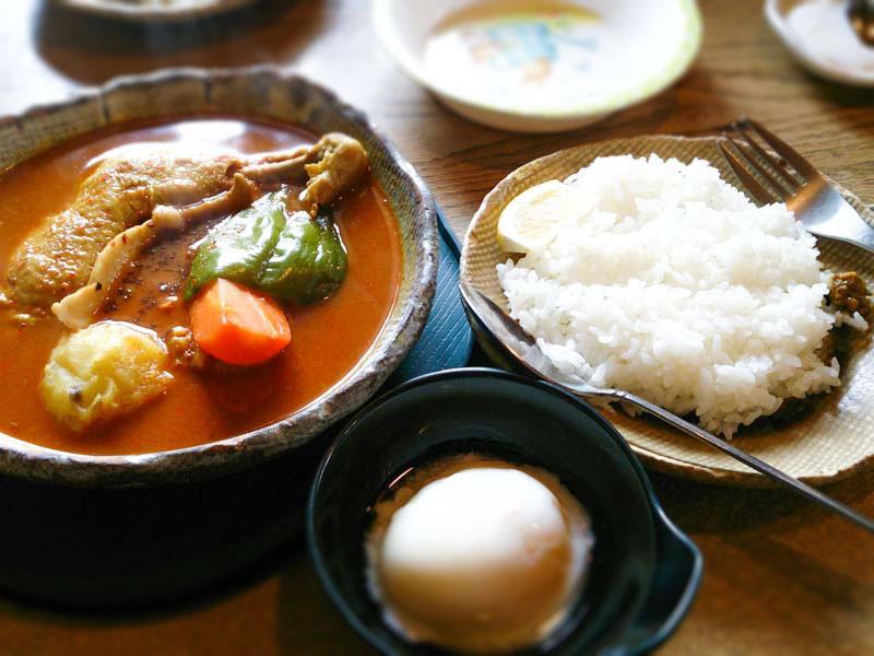 食材の旨味「ポレポレ」のスープカレー 1
