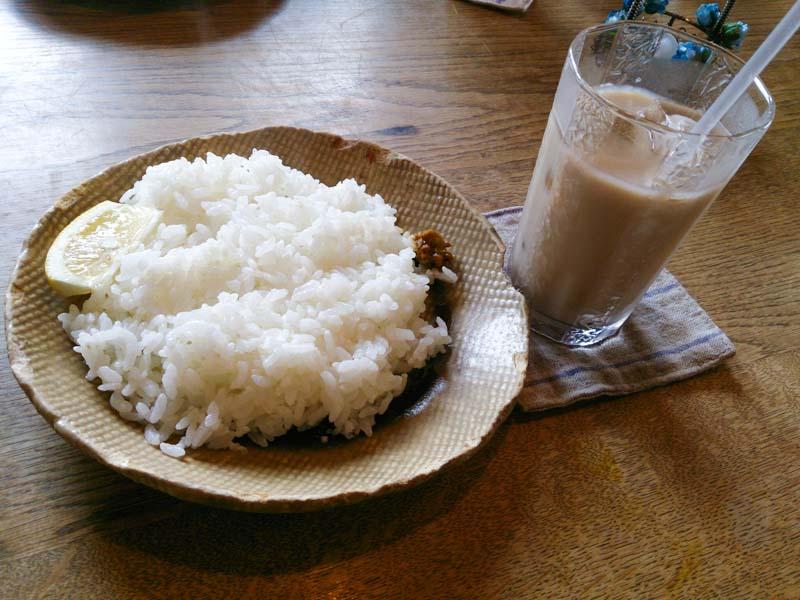 食材の旨味「ポレポレ」のスープカレー 5