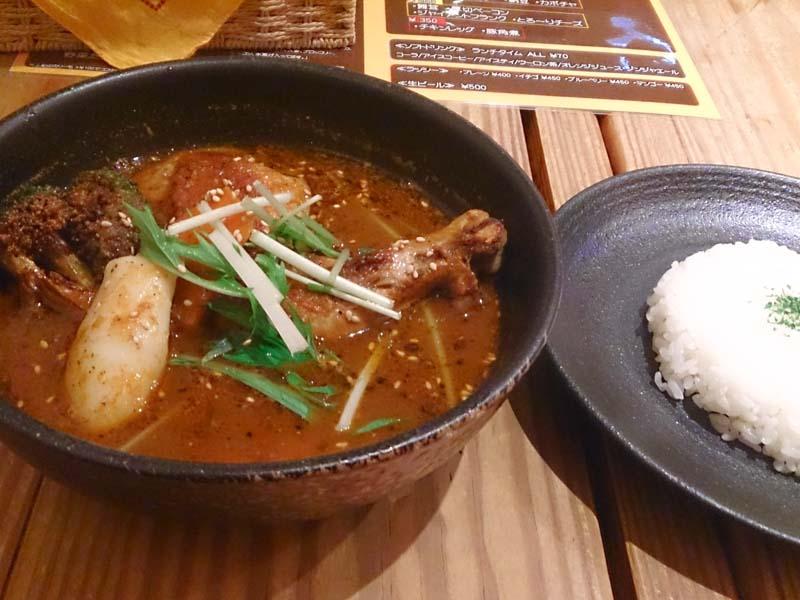 シンガポール料理とラーメンと 10