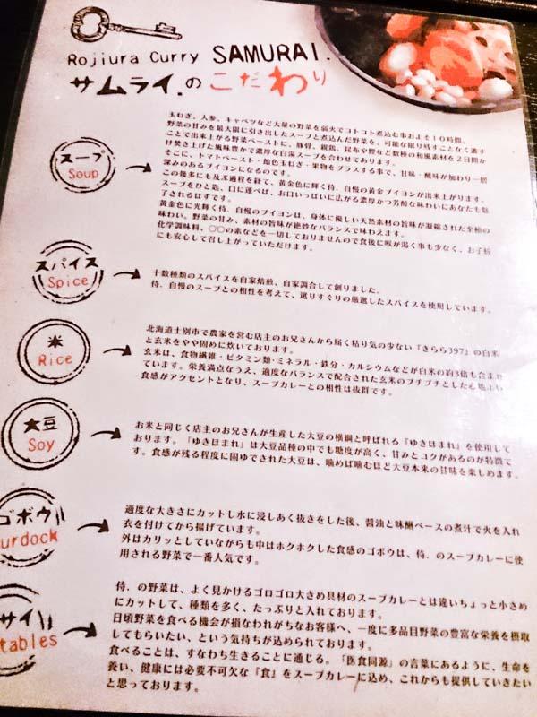 RSR後はスープカレーが食べたい(その2) 7