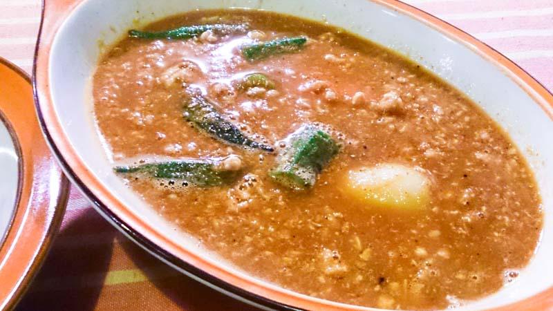 【閉店】ヴェロデカ …スープカレーが食べたい(その5) 4