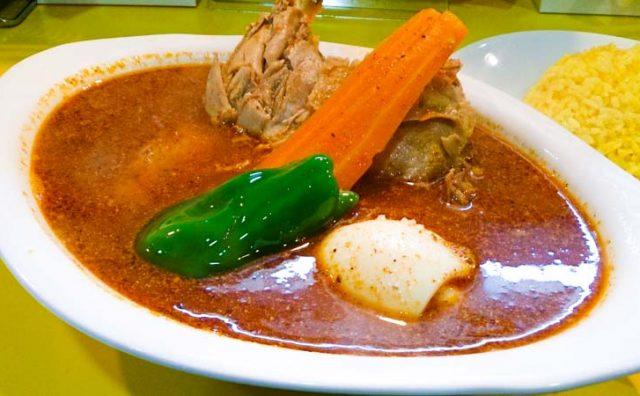 【閉店】ポルコ…スープカレーが食べたい(その6) 26