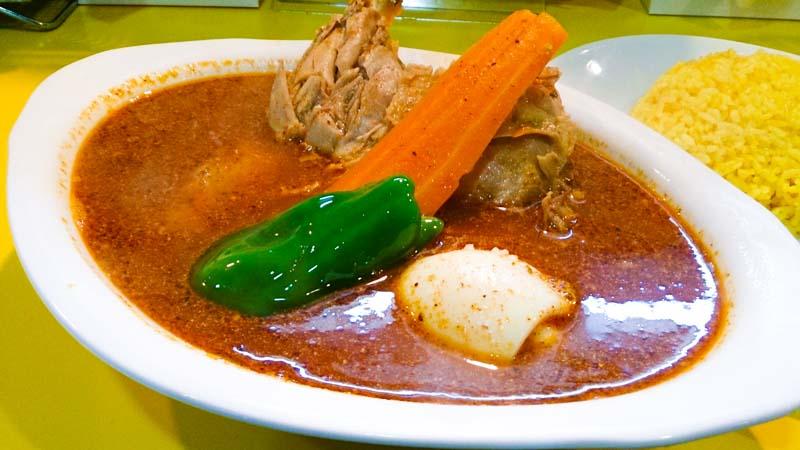 【閉店】ヴェロデカ …スープカレーが食べたい(その5) 5