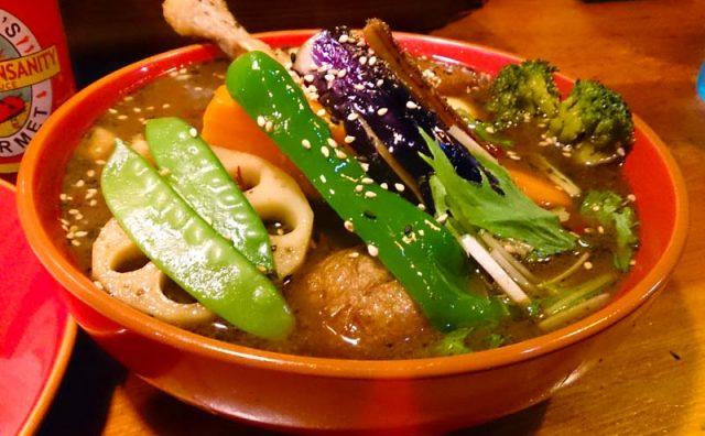 【閉店】ホットスパイス…スープカレーが食べたい(その7) 25