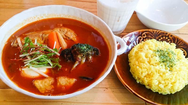 レッドチリ_インドカレー屋のスープカレー 4